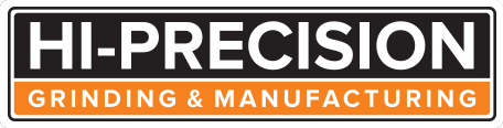 Hi-Precision Grinding Logo