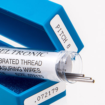 Thread Measuring Wires