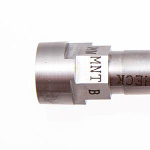 Pipe Thread Plug Gage Step Plain